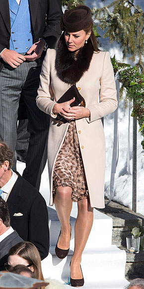 A LEG UP photo | Kate Middleton