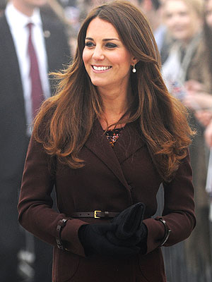 Duchess Kate's Royally Chic Bump | Kate Middleton
