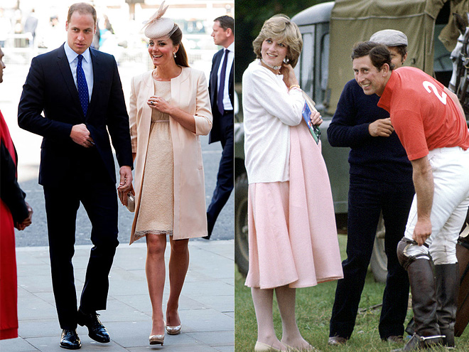 PEACH SUPREME photo | Kate Middleton, Princess Diana