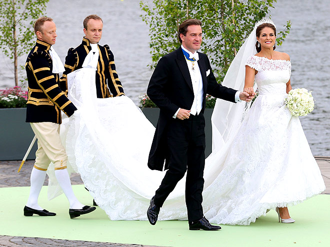 TRAIN OF THOUGHT photo | Princess Madeleine