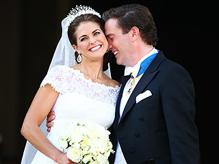 Princess Madeleine'sRoyal Fantasy Wedding! | Princess Madeleine