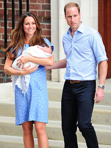 PRINCE GEORGE OF CAMBRIDGE photo | Kate Middleton, Prince William