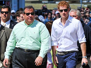 All Over the U.S. with Prince Harry! | Prince Harry