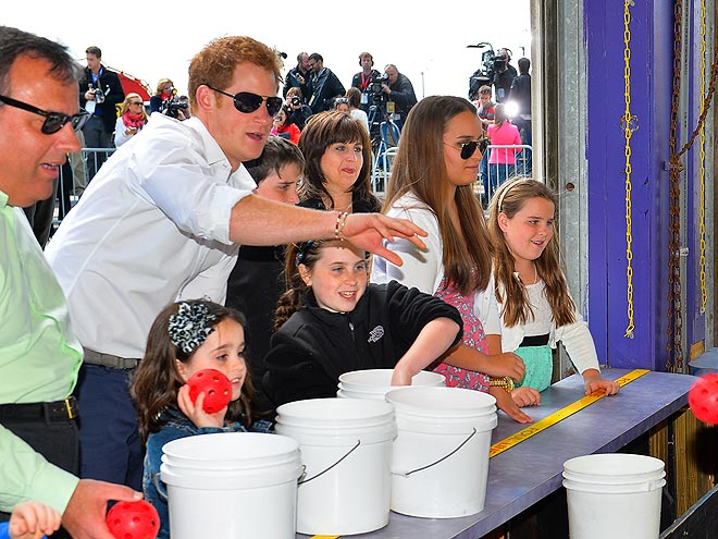 GAME FOR ANYTHING photo | Prince Harry