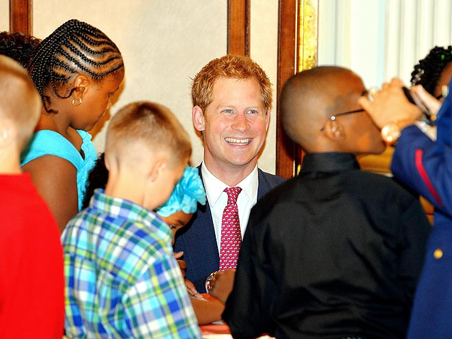 CHILD'S PLAY photo | Prince Harry