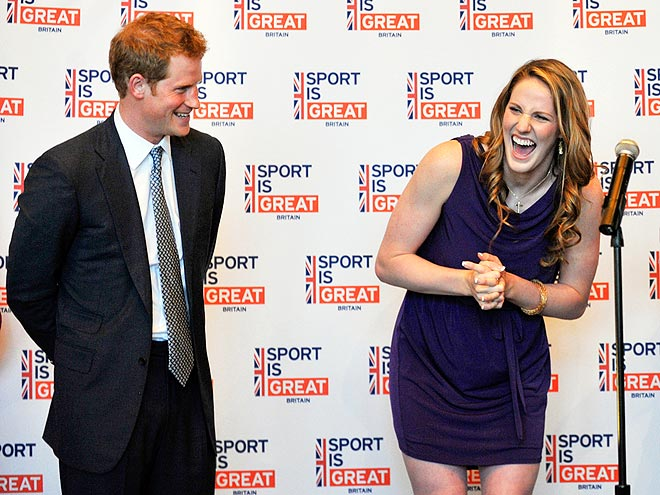 SING HIS PRAISES photo | Prince Harry