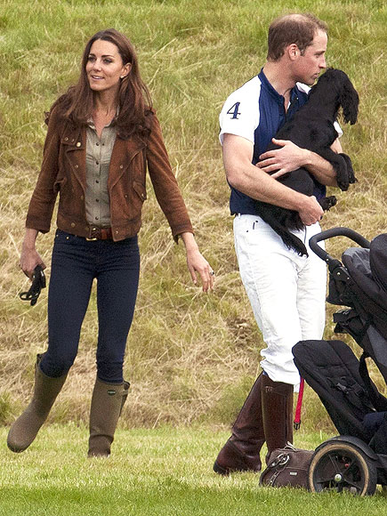 TRUE LOVE IS FUR-EVER photo | Kate Middleton, Prince William