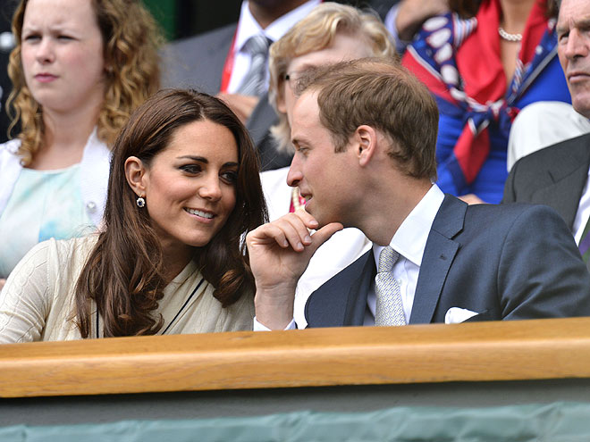 MATCH POINT photo | Kate Middleton, Prince William