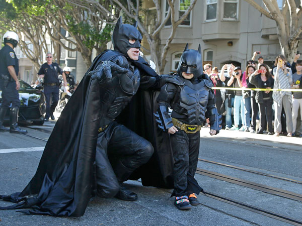 Why Was Batkid's Segment Axed from the Oscars?