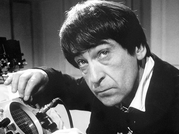 patrick troughton 600 Doctor Whos 50th Anniversary: See the Doctors Through the Years