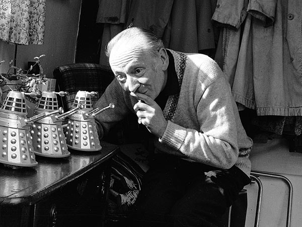 william hartnell 600 Doctor Whos 50th Anniversary: See the Doctors Through the Years
