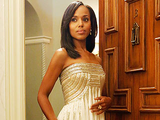 How Scandal Can Hide Kerry Washington's Pregnancy | Kerry Washington