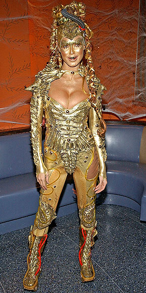 GOLD ALIEN: 2003