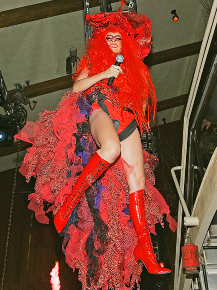 RED WITCH: 2004