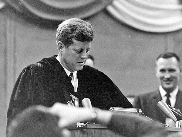 September 25, 1963 photo | Kennedy Assassination, John F. Kennedy