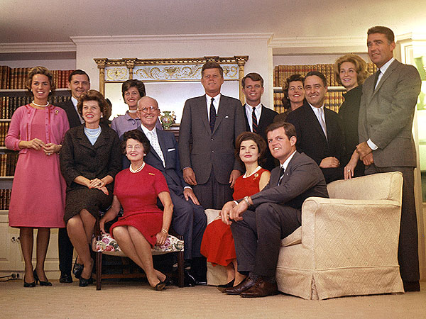50 Years after JFK Assassination, The Youngest Kennedy Generation