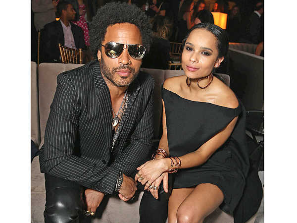 Lenny Kravitz Turns 50: A Look Back at the Rocker at 25| Lenny Kravitz, Actor Class