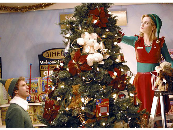 Throwback Thursday: Ten Years Ago Zooey Deschanel Went Blond for Elf| Zooey Deschanel