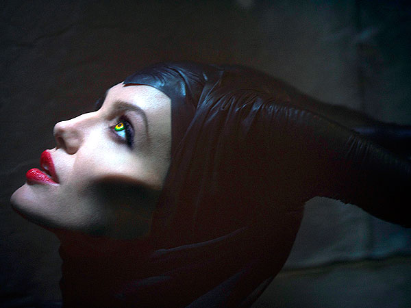 From Carrie Bradshaw to Pocahontas: See the Many Faces of Maleficent