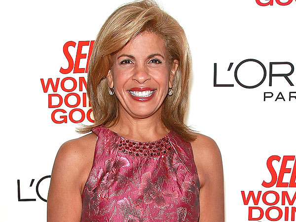 hoda kotb 600x450 Amy Robach and Five More Anchors Whove Bravely Battled Cancer in the Public Eye