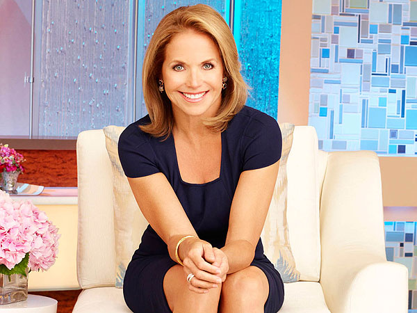 katie couric 600x450 Amy Robach and Five More Anchors Whove Bravely Battled Cancer in the Public Eye