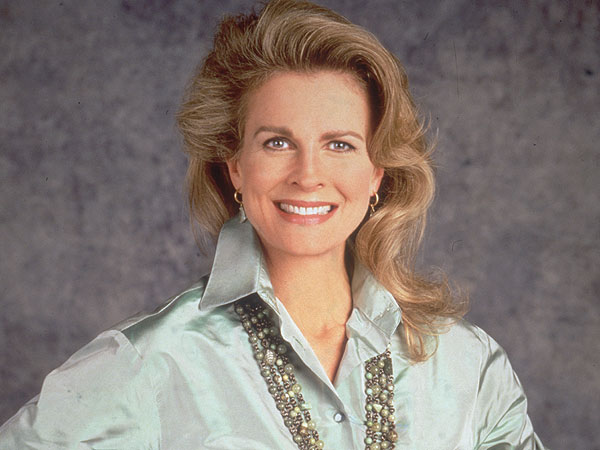 Candice Bergen's Murphy Brown Returns to Television