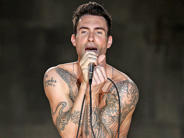 Adam Levine's Sexiest Song Picks