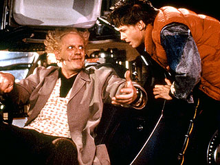 Back to the Future Stars to Reunite