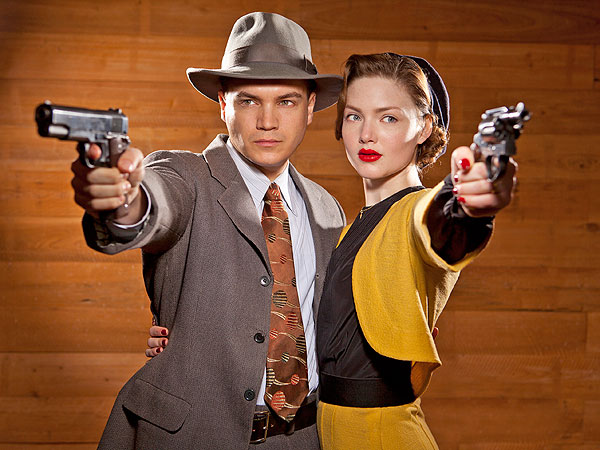 Watch the New Bonnie & Clyde Trailer, Starring Emile Hirsch and Holliday Grainger| Television, Emile Hirsch