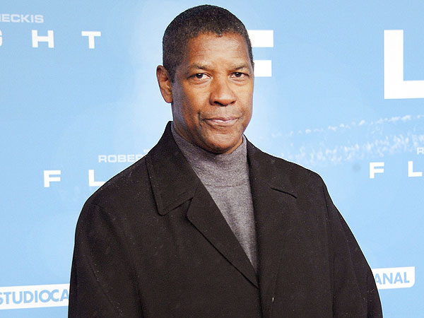 Denzel Washington Sexiest Man Alive