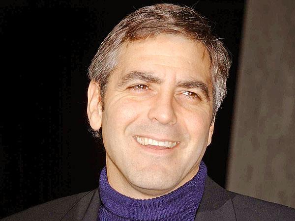 George Clooney Sexiest Man Alive