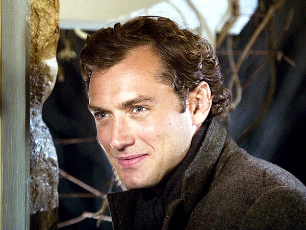 Jude Law Sexiest Man Alive