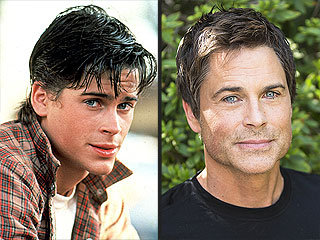 Rob Lowe Doesn't Age, We Have the Proof! | Rob Lowe