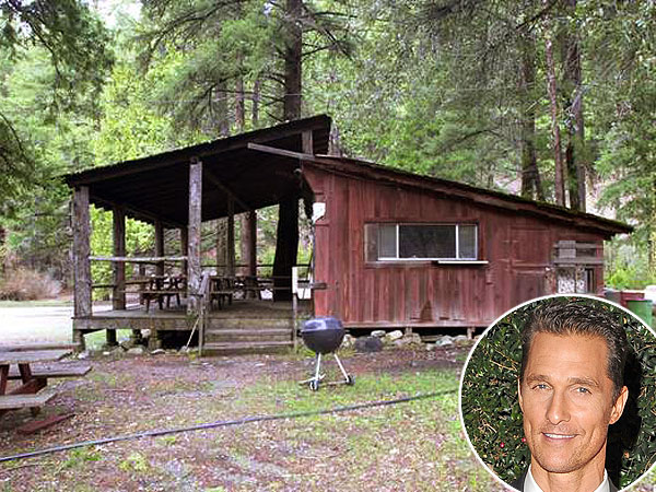 matt McConaughey 600x450 Ghost Towns or Space Vacations? A Celeb Gift Guide to Rule Them All