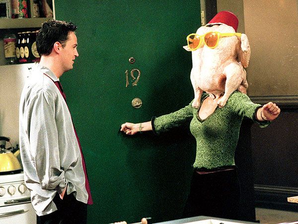 Friends-giving: Look Back at the Show's Funniest Thanksgiving Moments