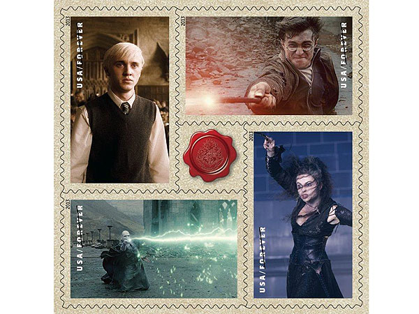 Harry Potter Stamps Angering Collectors