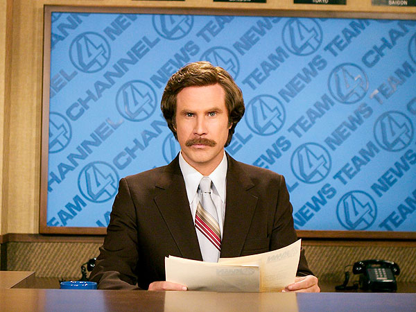 Anchorman Celebrates Ten Years of Important Life Lessons