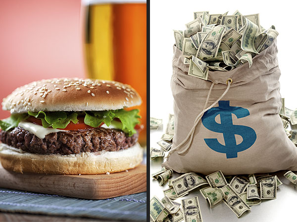 Pot Burger vs. Giant Bag of Money: Two Customers Get Drive-Thru Surprises
