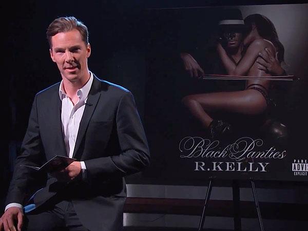 Wrath of R. Kelly: Watch Singer Get Revenge on Benedict Cumberbatch  Benedict Cumberbatch, R. Kelly