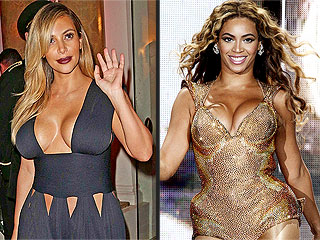 It's Kim vs. Beyoncé for Most-Searched Celeb of 2013
