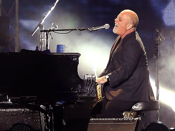 Billy Joel Named 'Entertainment Franchise' at Madison Square Garden