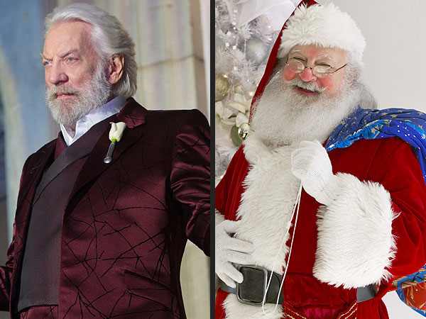 13 Ways The Hunger Games Is Sort of Like the Holidays