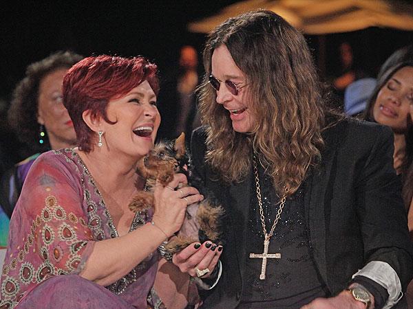 Ozzy And Sharon Osbourne Halloween Costumes Ozzy And Sharon Osbourne 2011