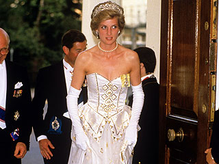 Princess Diana's Beloved Ball Gown Just Sold for How Much?