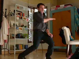 VIDEO: The Mindy Project's Chris Messina Busts a Move to Aaliyah
