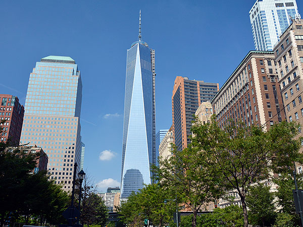 16-Year-Old Arrested After Climbing to the Top of 1 World Trade Center| Crime & Courts, New York