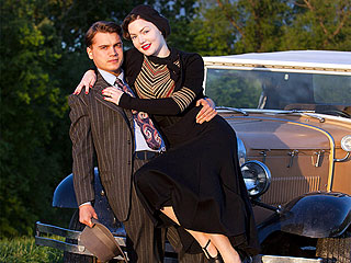 11 Life Lessons Learned From the Bonnie & Clyde Miniseries | Emile Hirsch