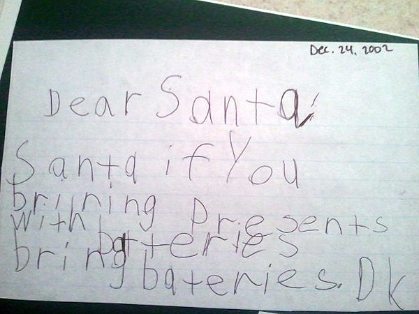 7 Letters to Santa That Will Warm the Heart