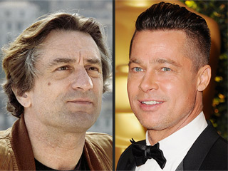 Brad Pitt Looks Better at 50 Than Any Other Man Who Has Ever Lived | Brad Pitt, Robert De Niro