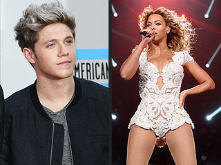 Which Celebrity Had The Best Throwback Thursday Instagram? | Beyonce Knowles, Niall Horan